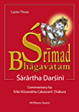 Śrīmad Bhāgavatam, Third Canto: with Sārārtha-darśinī commentary