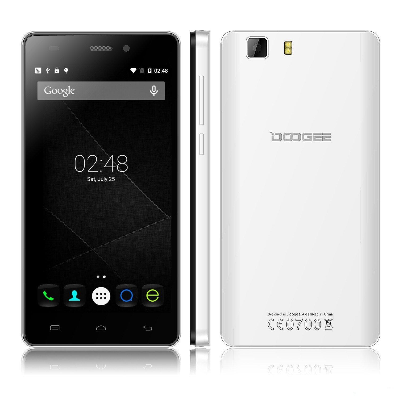 Doogee X5 - Smartphone libre 5