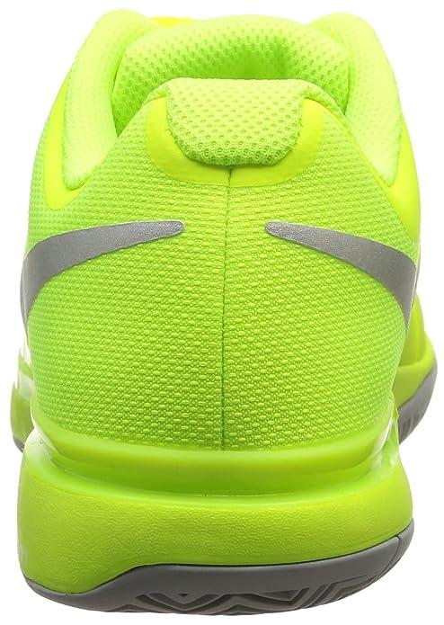 Nike WMNS Zoom Vapor 9.5 Tour -, Homme, Multicolore (Volt/White-Wolf Grey),  Taille 38: Amazon.fr: Chaussures et Sacs
