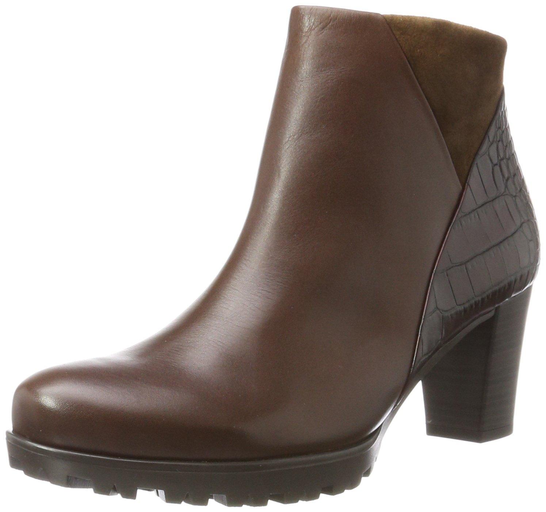 Gabor Shoes Comfort Sport, Botas para Mujer40 EU Marrón (Castagno/Teakmic)