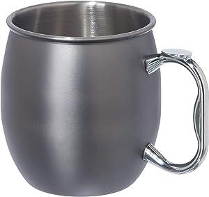 Stainless Steel Moscow Mule Mug - 20 oz, Slate Grey
