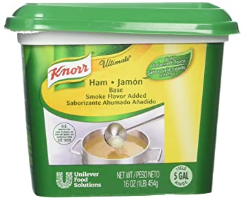 Knorr Ultimate Base Ham 1 pound 6 count
