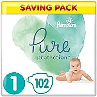 Pampers Pure Protection 81685798 pañal desechable Niño/niña 1