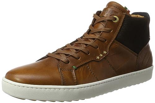 Pantofola d'Oro Frederico Mid amazon-shoes marroni WztlU0Gv