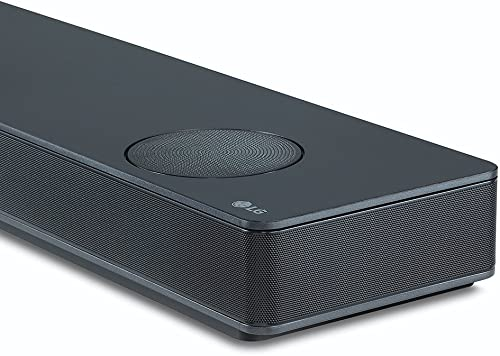 LG 5.1.2 SK10YG Channel Audio Soundbar Meridian Technology review