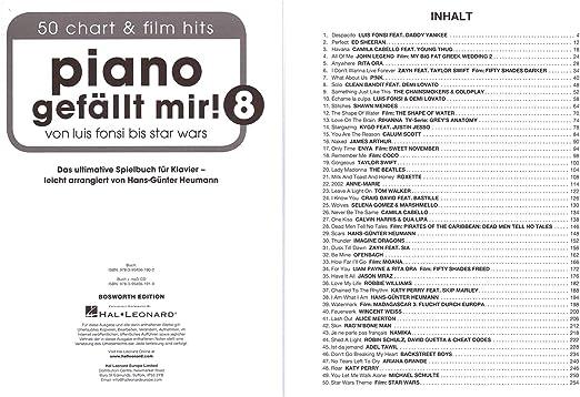 Piano gefällt mir. 50 Chart y película Hits – 8 – de banda de Luis ...