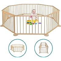 Parque para bebé – de madera – Plegable