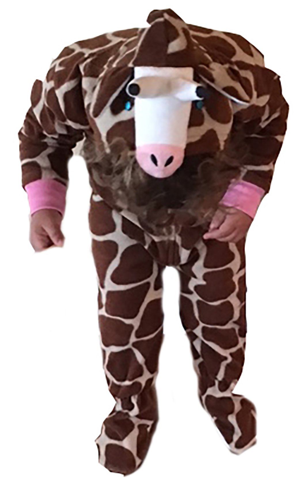 Just Love 6401-3T-Giraffe-New Jumpsuit For Kids/Pajamas by Just Love (Image #2)