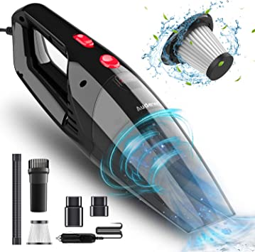 High Auto Power Corded Portable Vacuum 120W Vacuum Handheld Cleaner Cleaner Car