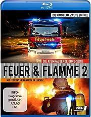 Feuer & Flamme - Mit Feuerwehrmännern im Einsatz - Staffel 2 [Blu-ray]