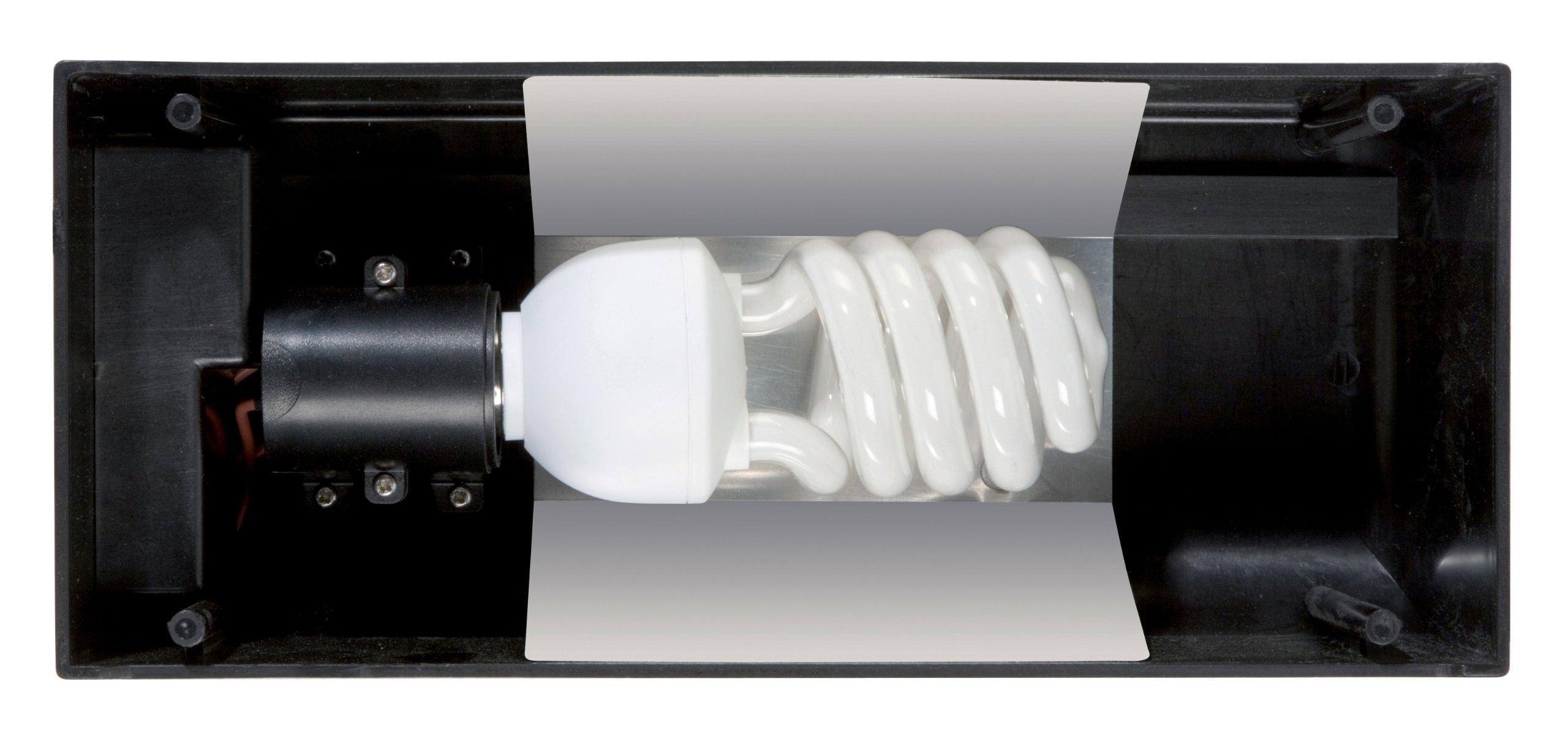 Exo Terra Compact Incandescent Fixture for PT2600/PT2602, Mini