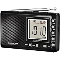 Rádio Portátil Multi Band Bivolt, Mondial, RP-03