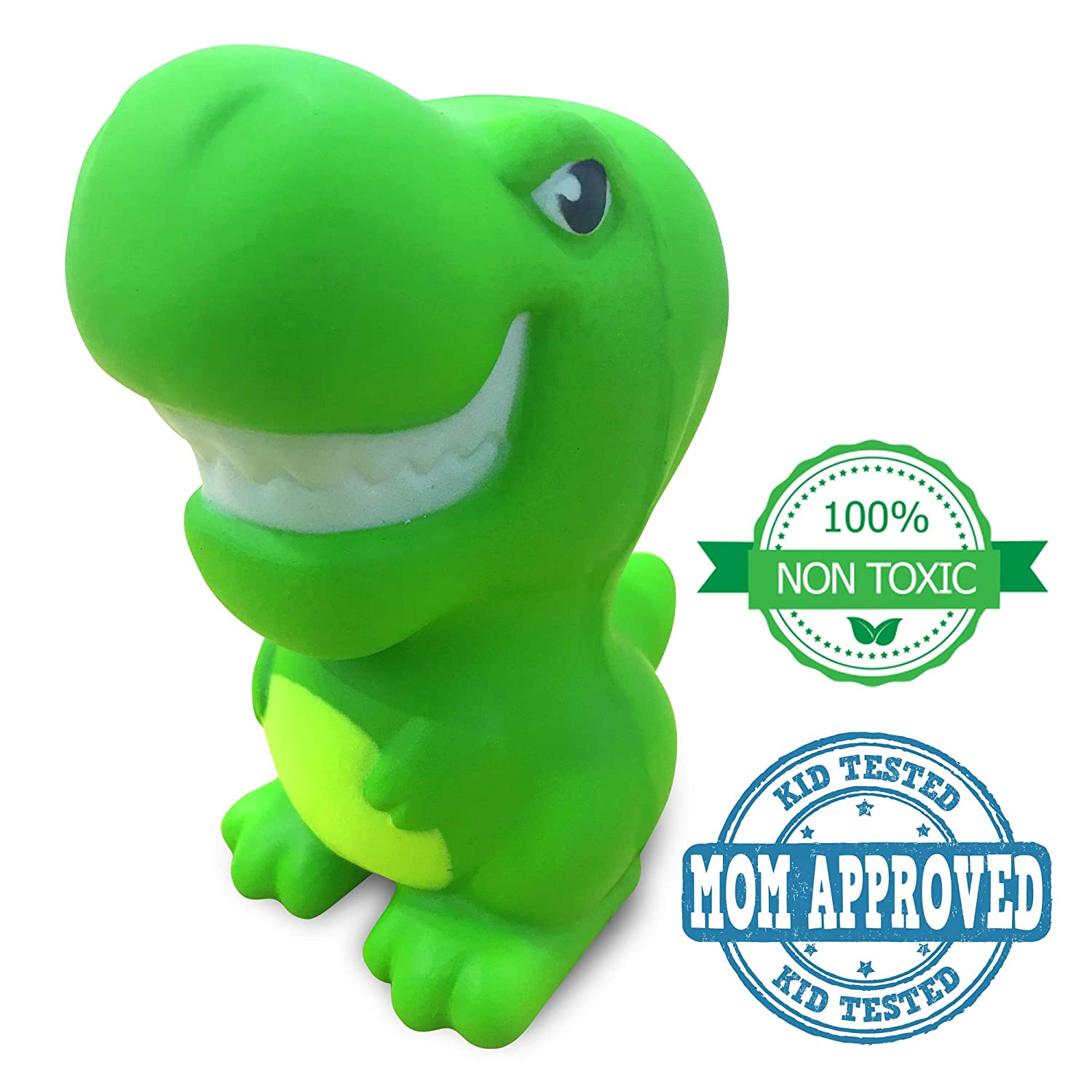 Cute and Scented Animal Perfect for Kids Birthday Atavia Toys Squishy Dinosaur Squeeze Toy Best Novelty Toys Super Soft Christmas and Dinosaurs Party Slow Rise Squishies for Stress Relief