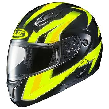 Casco CL-MAX II Ridge amarillo/negro casco modular – tamaño mediano