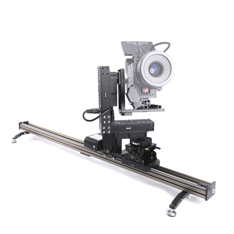 ASXMOV - G4は、ニコンdslrカメラのDVカムコーダーのソニーのための制御されたtimelapse電動カメラスライダーを制御   B07478J16Q