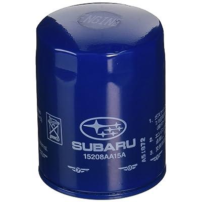 Subaru 15208AA15A Oil Filter: Automotive