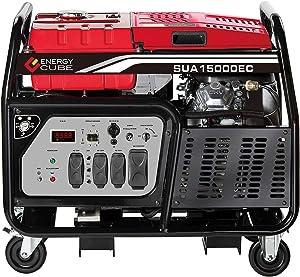 A-iPower SUA15000ECV 15000-Watt Portable Generator