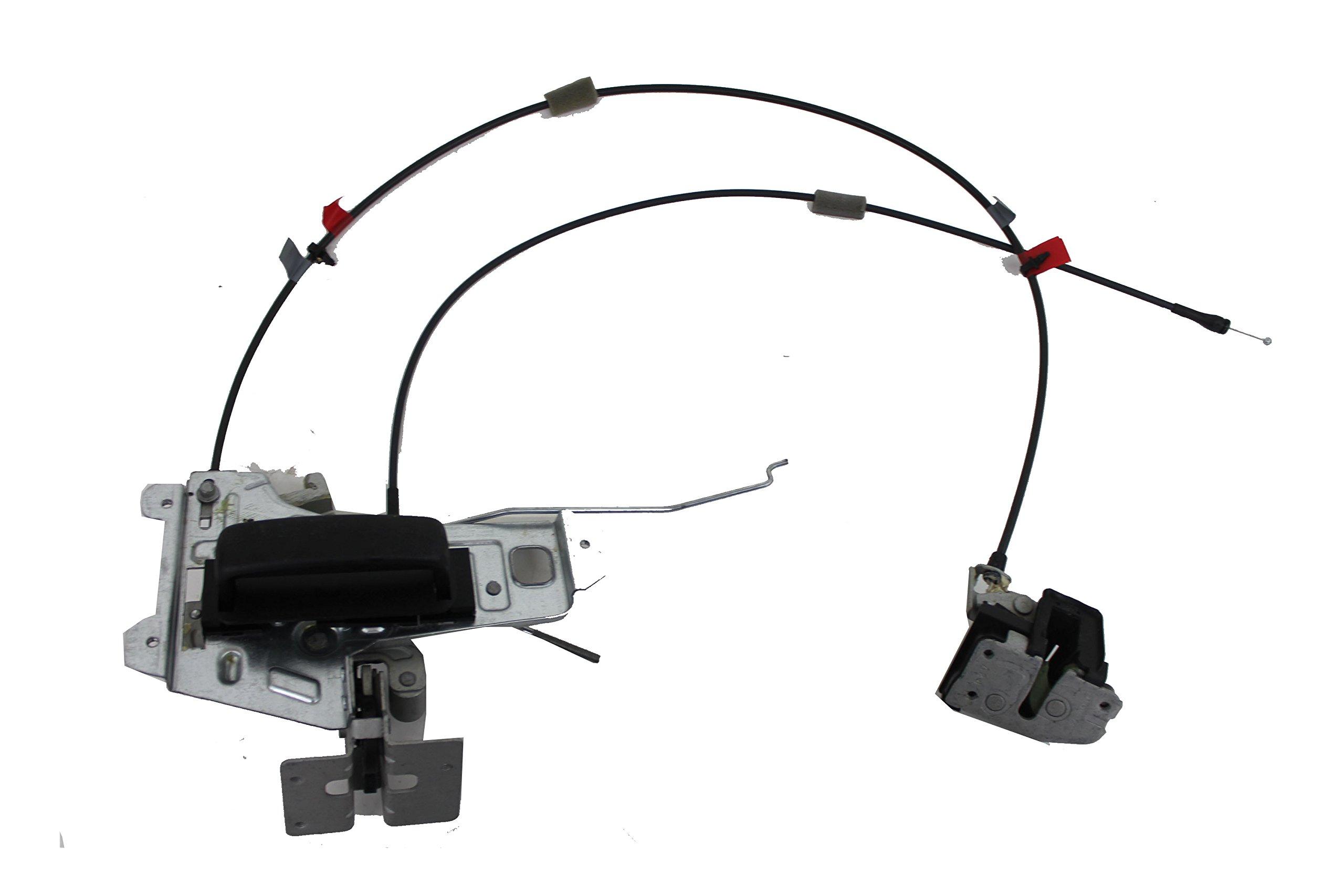 Genuine Ford 6C2Z-15264A00-BA Remote Control System