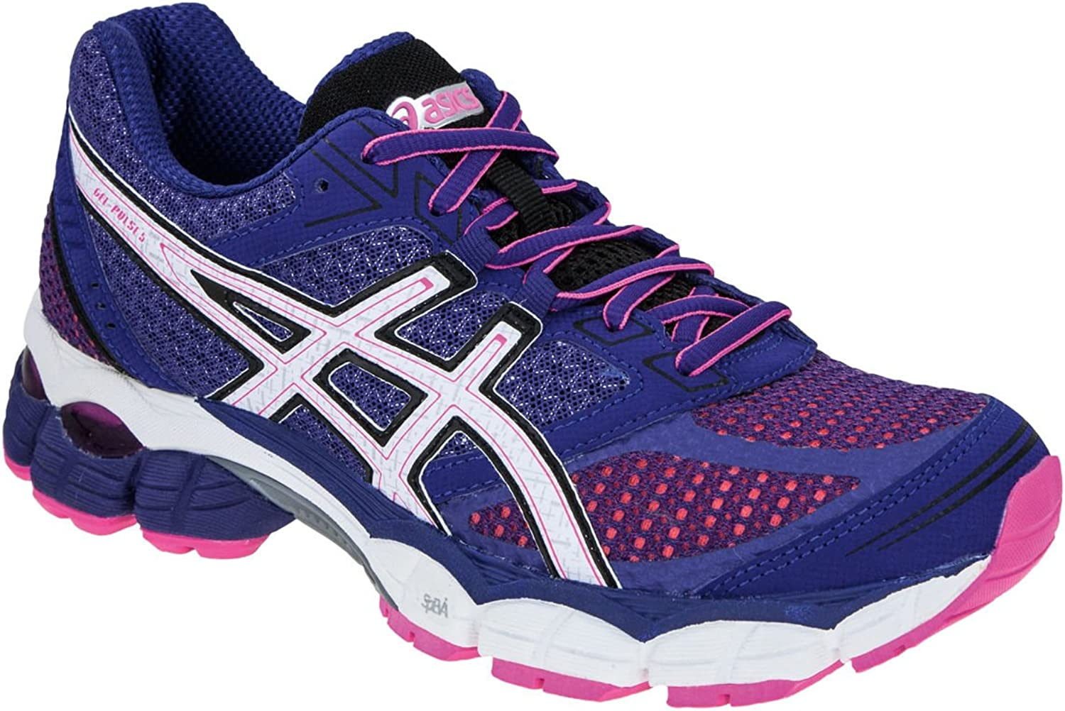 Asics Gel-Pulse 5, Zapatillas de Running para Mujer, Blue, 44.5 EU: Amazon.es: Zapatos y complementos