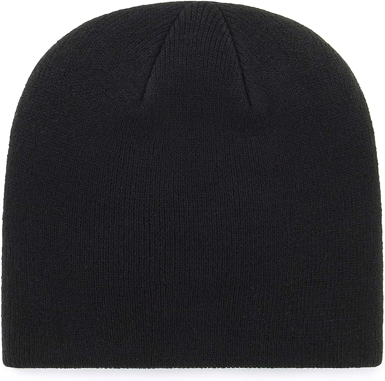 47 Brand Cuffless Beanie Hat NBA Knit Skull Toque Cap