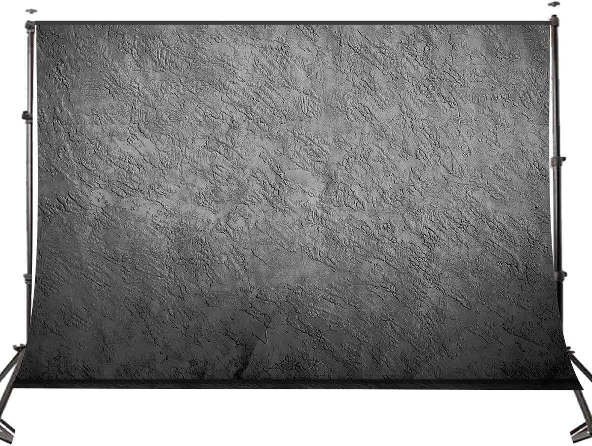CdHBH Polyester 10x7 FT Grey Photo Backdrops Photography Customized Studio Background Studio Props 107-263