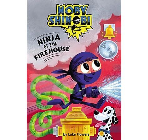 Amazon.com: Ninja at the Firehouse (Scholastic Reader, Level ...