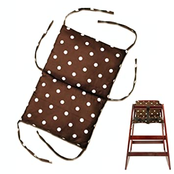 Amazon.com: ZARPMA Baby High Chair Seat Cushion, Restaurant High ...