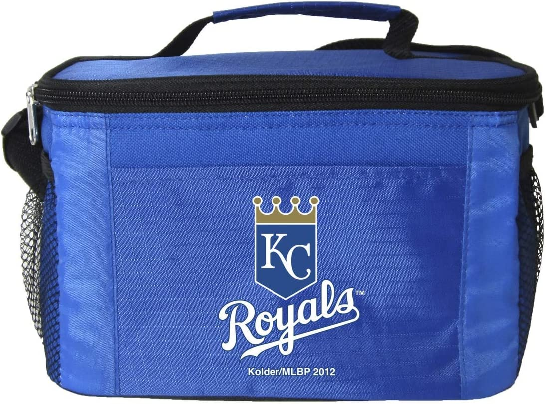 Kolder MLB 6 Pack Coolers Insulated Lunch Boxes with Zipper
