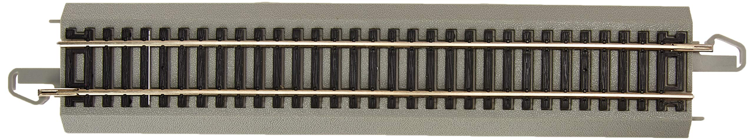 Bachmann Trains Snap-Fit E-Z Track 9 Straight Track - Bulk (50 pieces)