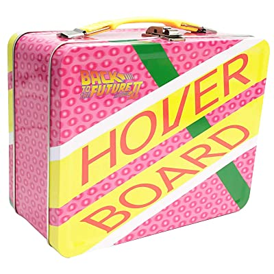 Factory Entertainment Back to The Future Hoverboard Tin Tote: Toys & Games