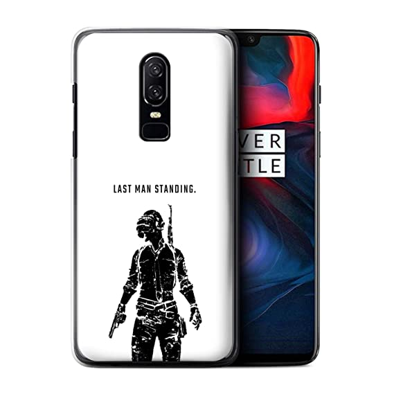 Amazon Com Stuff4 Phone Case Cover For Oneplus 6 Last Man Standing