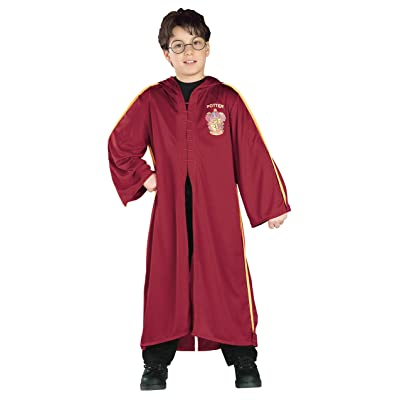 Harry Potter Child's Quidditch Robe, Medium: Toys & Games