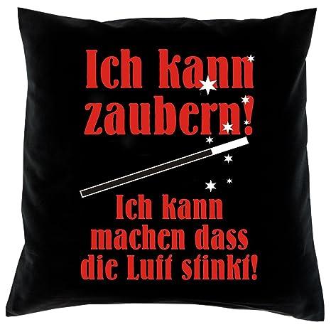 Funda de almohada cojines del sofá para: - Sé hacer trucos ...