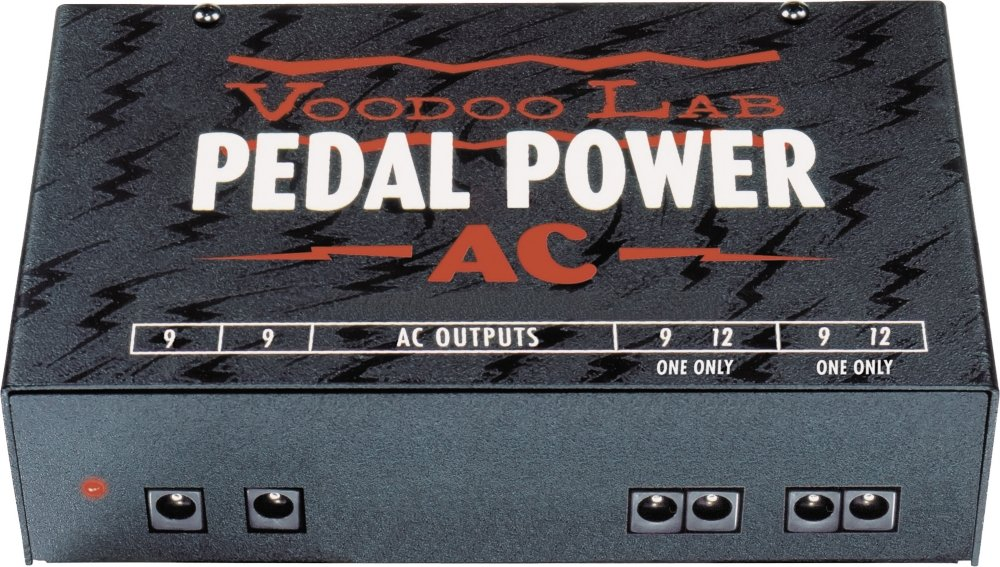 Voodoo Lab Pedal Power AC Isolated Power Supply by Voodoo Lab