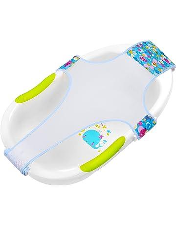 HBselect Hamaca Para Bañera Bebe Recién Nacido Soporte Asientos Para El Bañera Bebe Accesorios De Baño