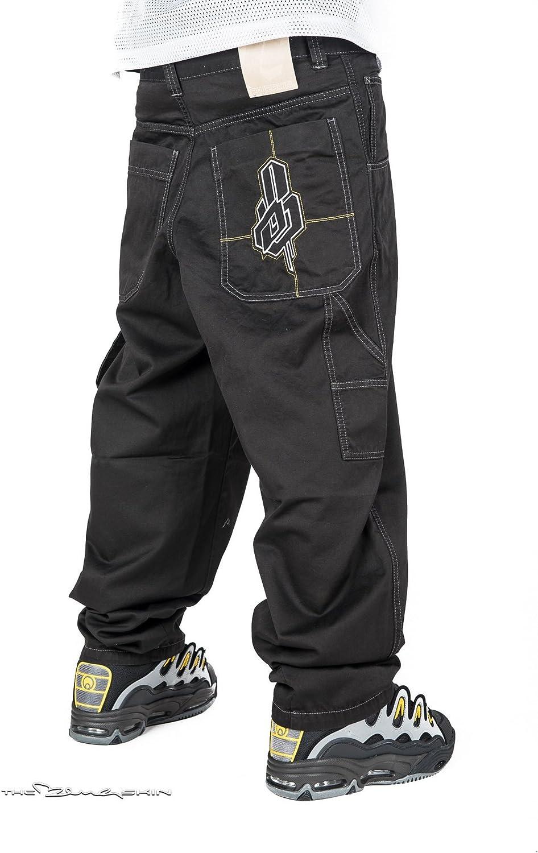 Jeans THEBLUESKIN Skate Rap Pantaloni Baggy blueskin Hip hop