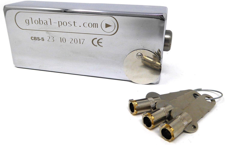 Cerradura Seguridad Blindado Manual para Furgonetas de Máxima Calidad y Fabricada en Europa
