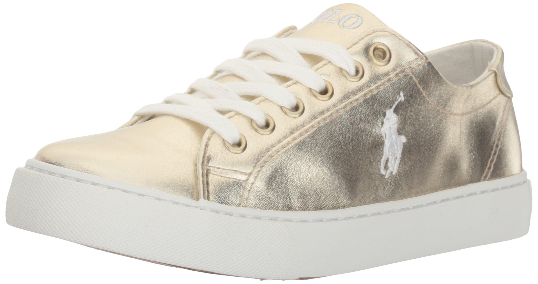 03e554b68edf Galleon - Polo Ralph Lauren Kids Boys  Slater Sneaker