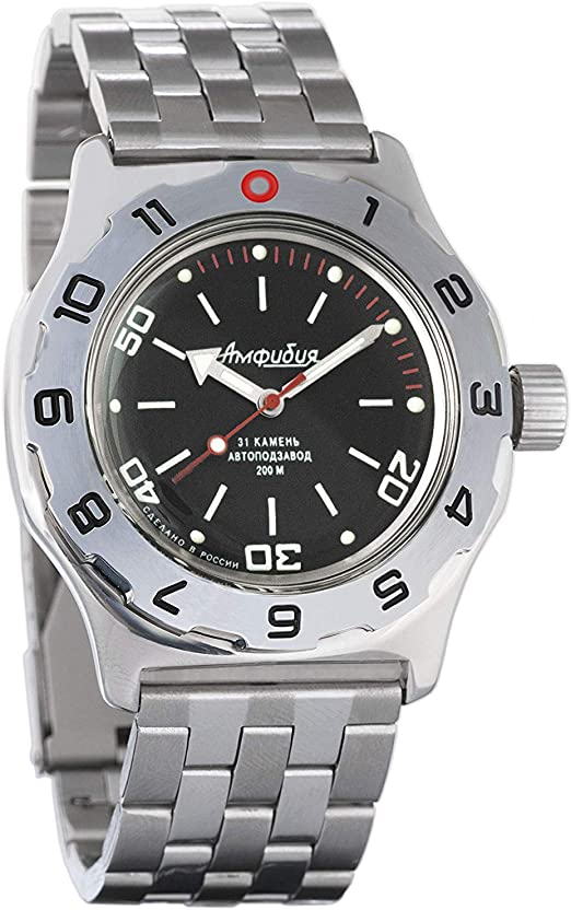 amazon orologi vostok