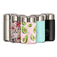 Chilly's Food Pot | Leak-Proof, Premium Stainless Steel Thermos | Double-Walled Insulated for Hot or Cold Lunch Storage | Reusable and Earth Friendly Food Container | 300ml
