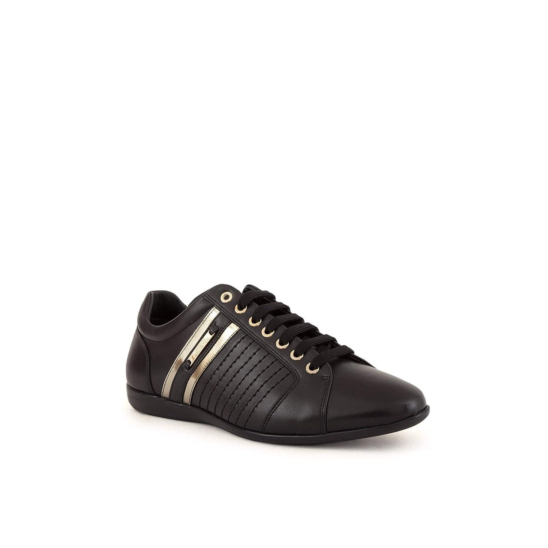 32d36c16221bb Amazon.com: Versace Collection VM00318 Mens Fashion Sneakers: Shoes