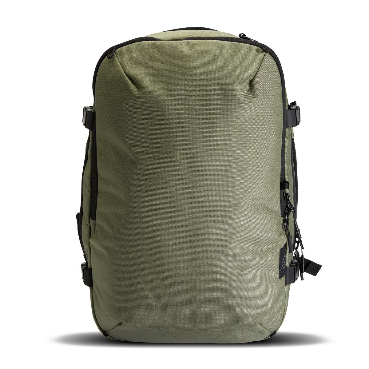[ウエクスレイ] バックパック TRANSIT PACK CORDURA GREEN B07S169XF3