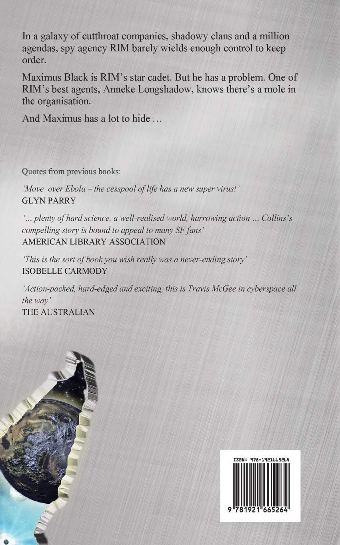 Mole Hunt (Maximus Black Files): Paul Collins: 9781921665264 ...