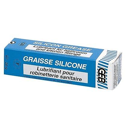 GEB - 515520 - Silicone Grease - 20g/0 7oz Tube: Amazon co