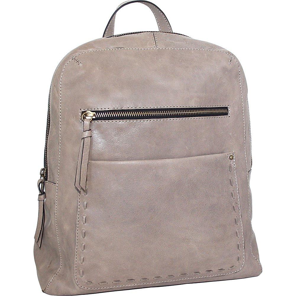 Nino Bossi Emma Backpack Handbag (Stone)