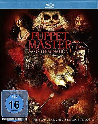 Puppet Master: Axis Termination [Blu-ray] [Alemania]: Amazon ...