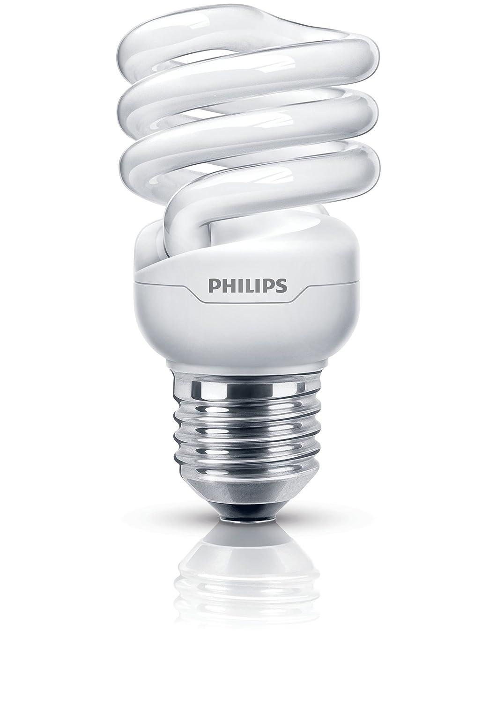 Philips Bombilla Espiral de bajo Consumo 8710163405179 compacta E27, 20 W 929689114901