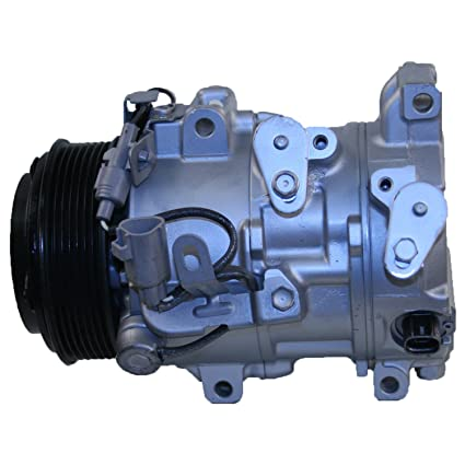 Tested Select TCW 31730.6T3 A//C Compressor and Clutch