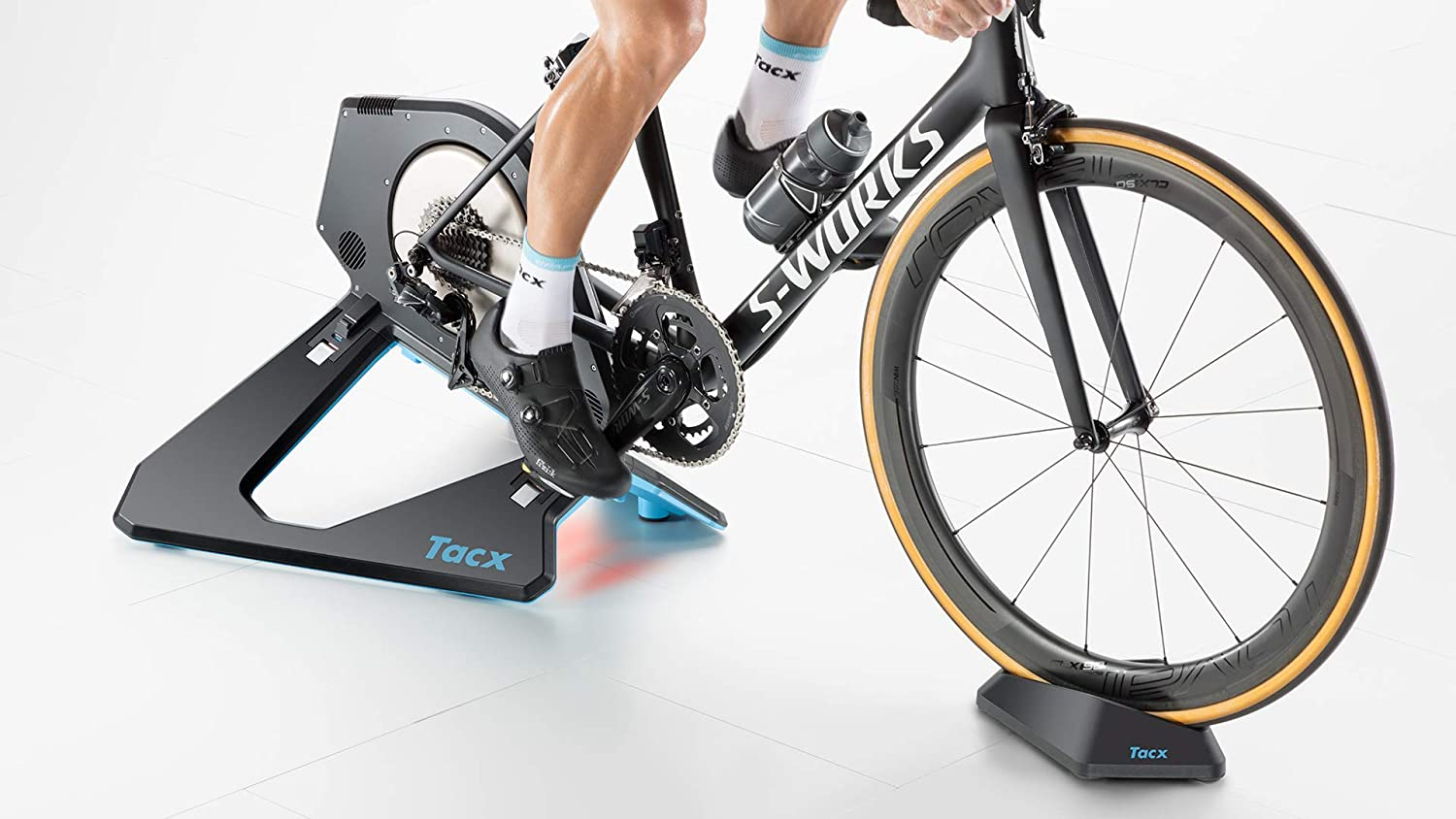 Tacx Neo 2 Smart Roller Bicycle Trainer - Bicicleta (Roller Bicycle Trainer, Carbón Vegetal, 85 NM, 125 kg, 2200 W, 620 mm): Amazon.es: Deportes y aire libre