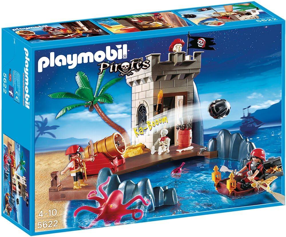PLAYMOBIL - Set Club Piratas: Amazon.es: Juguetes y juegos